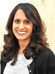 Rina Shah, The CEO and founder of The Arpan Group