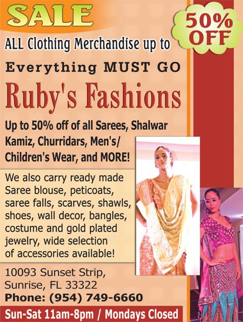 Ruby's Fashions