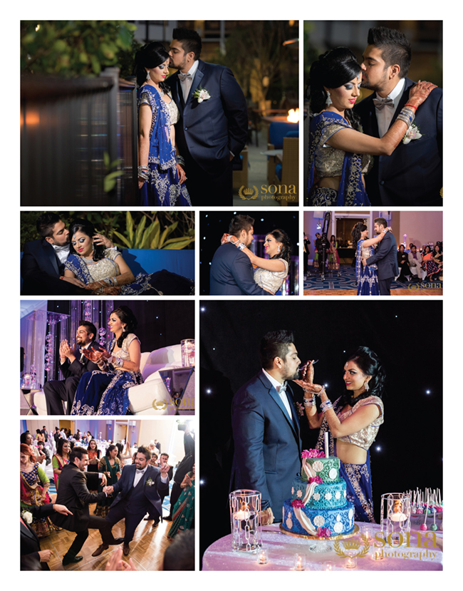 Reception of Amit and Shelly