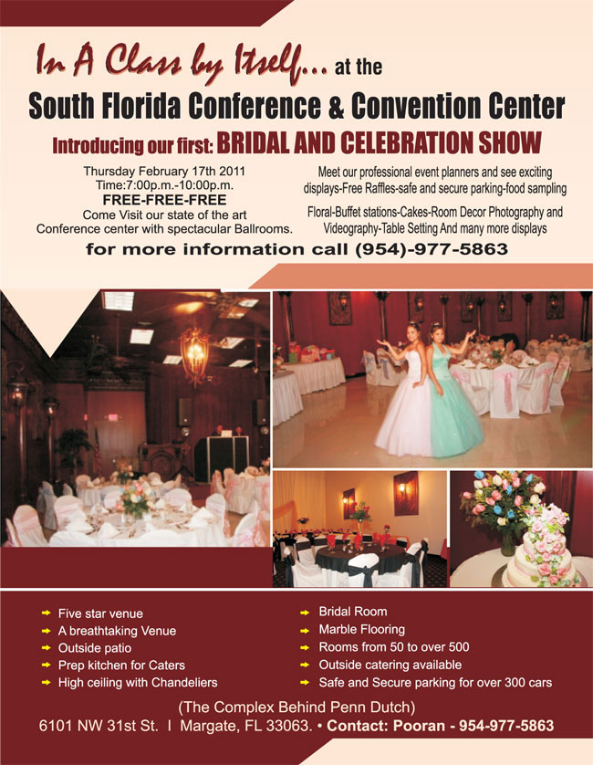 South Florida Conference Convention & Performing Arts Center