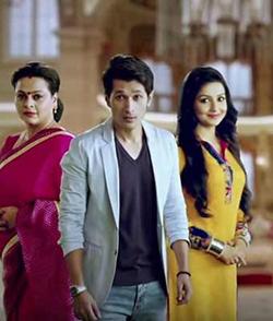 Mohena Singh Spotted in Silsila Pyaar Ka