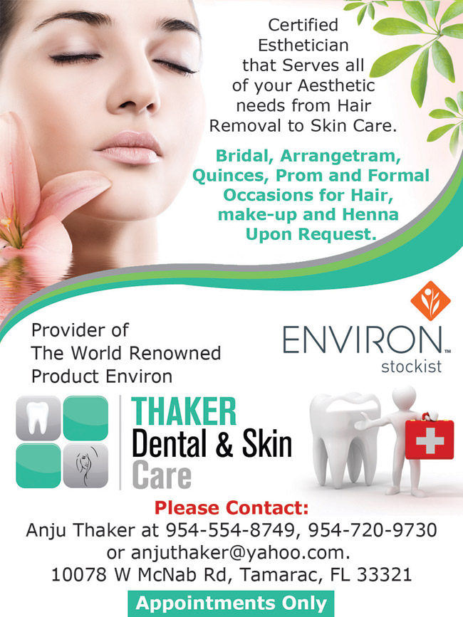 Thaker Dental And Skin Care