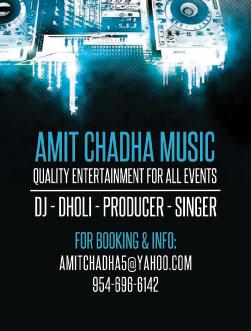 Amit Chadha DJ