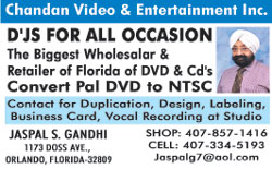 Chandan Video & Entertainment Inc