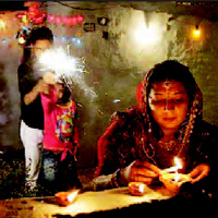 DIWALI - A FESTIVAL OF LIGHTS