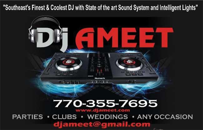 DJ Ameet