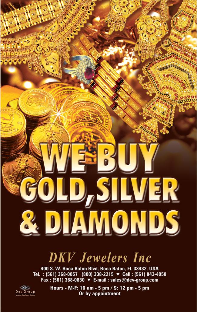 DKV Jewelers Inc