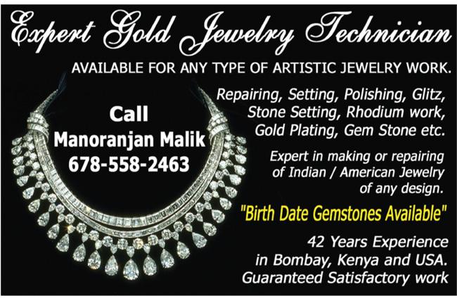 Expert Gold Jewelry Technician