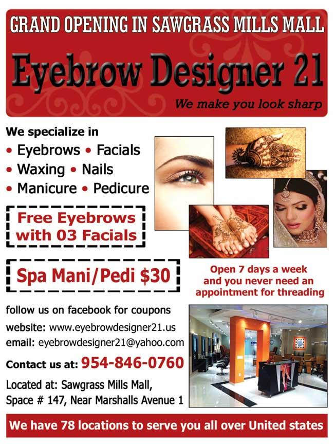 Eyebrow Designer 21
