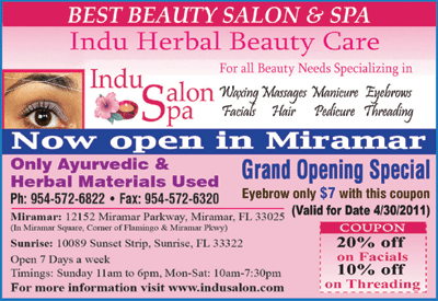 Indu Herbal Beauty Salon