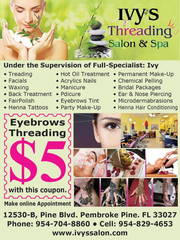 Iny Threading Salon & Spa