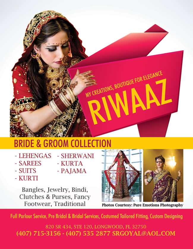 Riwaaz Boutique - Boutique of our service