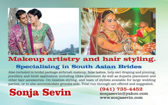Sonja Sevin Makeup Artist