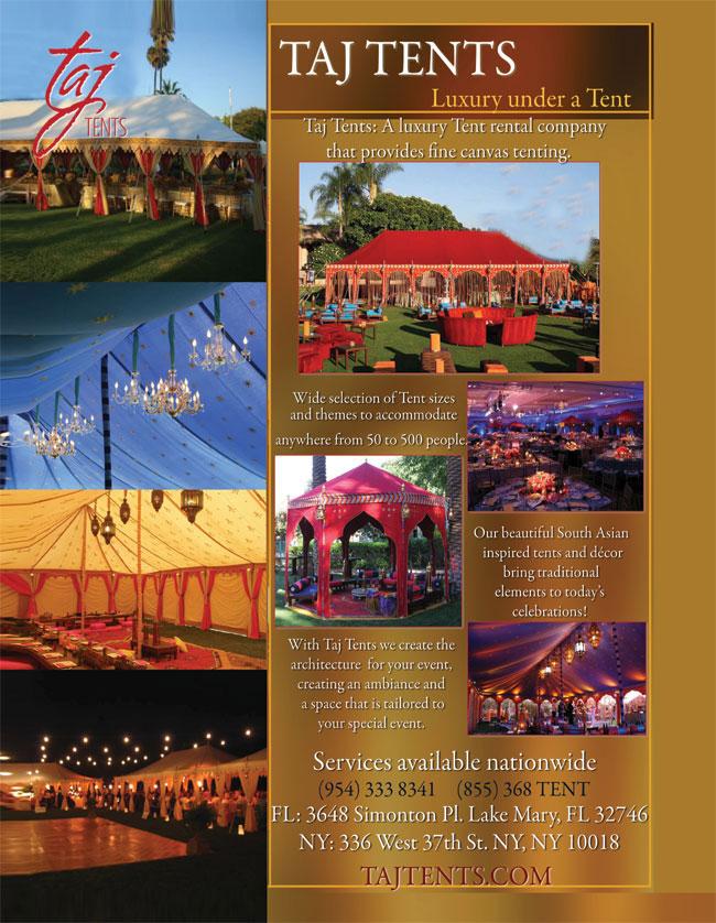 Taj Tents Rental