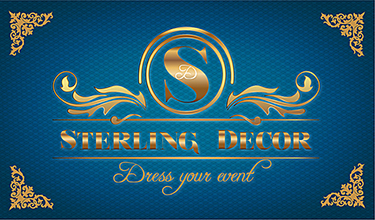 Sterlling Decor - Dress Your Event