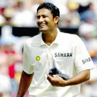 Anil Kumble - India's Greatest Wicket Taker