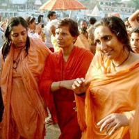 MY SIX WEEK WITH DIDI MAA SADHVI RITAMBHARA