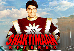 Shaktimaan Returns