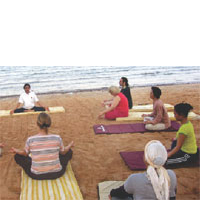 Travel Guide: Yoga Centers in India