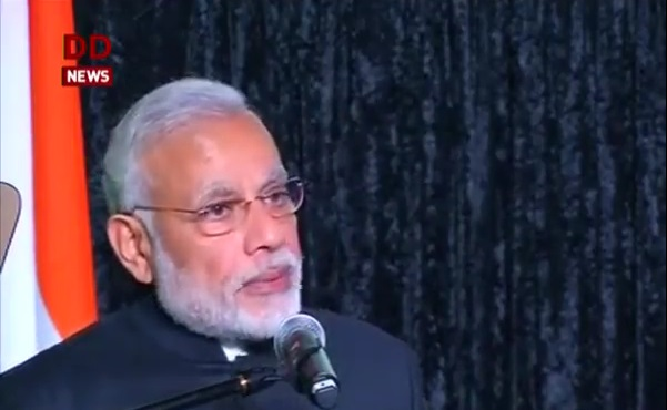 PM MODI In South Africa