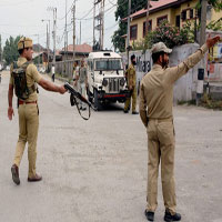 PTI Police Srinagar