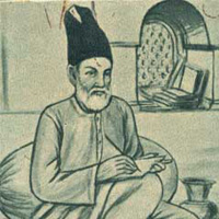 Mirza Ghalib - The great Urdu Poet
