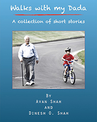 Walks with my Dada: A collection of short stories
