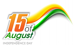 15 of August Indian Independence Day