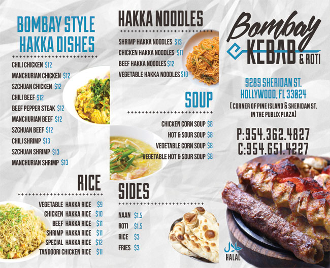 Bombay Kebab