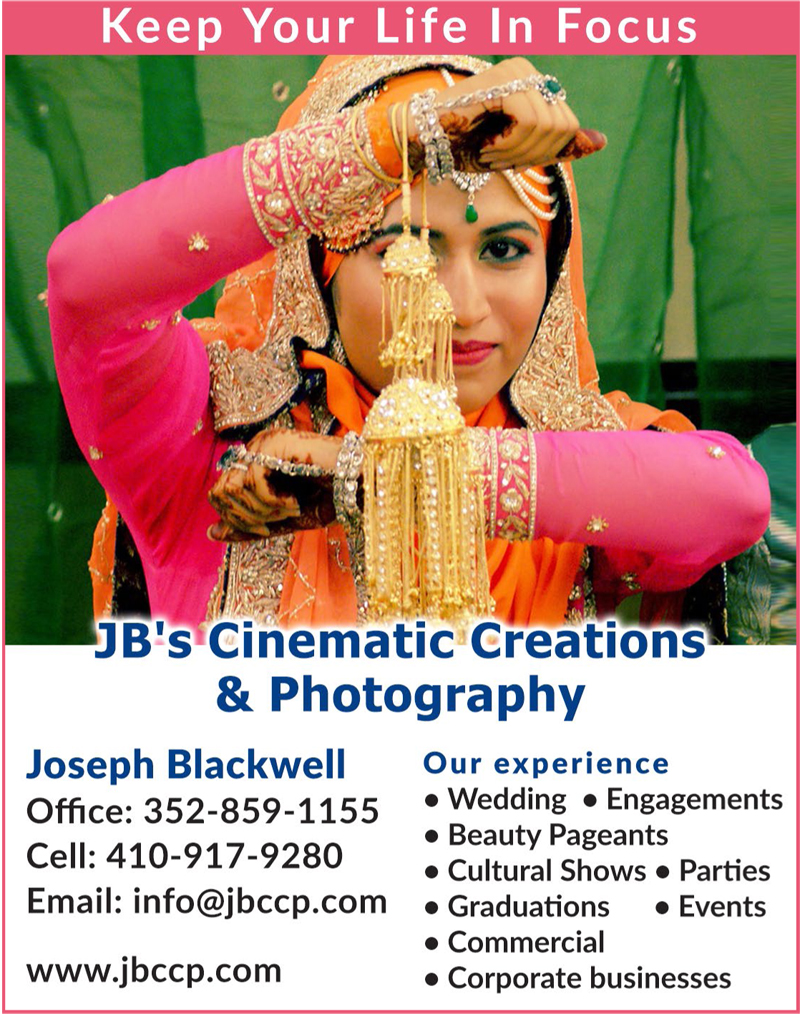 JBs Cinematic Creations & Photography
