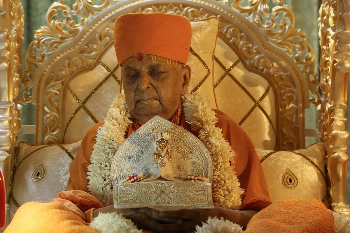Pramukh-swami-Palkhi Yatra