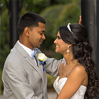 Narissa weds Nirmal
