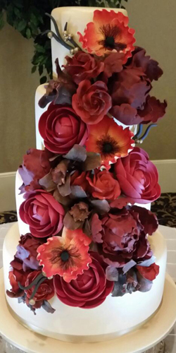 Designing the Ultimate Wedding Cake