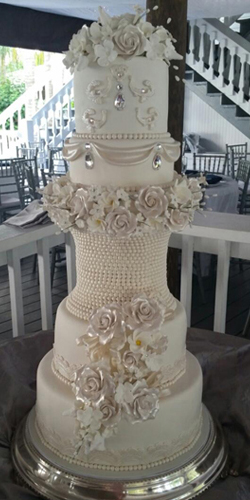Designing the Ultimate Wedding Cake