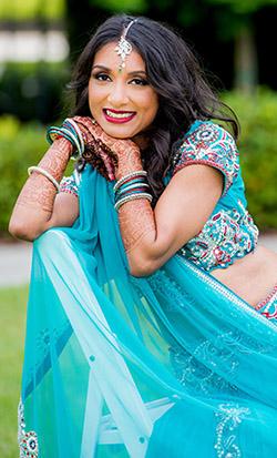 Meera weds Nehal