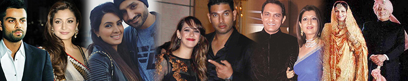 Top Cricket – Bollywood Couples of All Time