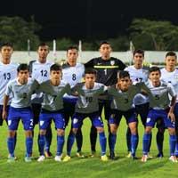 India Brics U17 Football