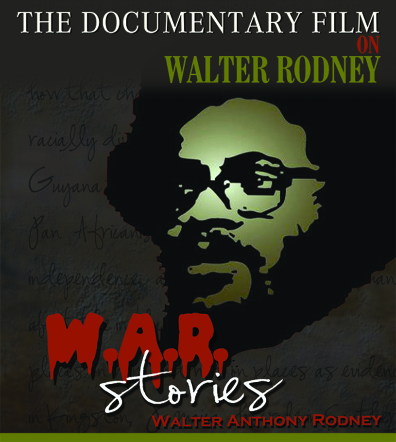 The documentary film on Walter Rodney