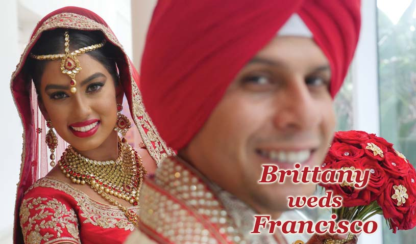 Brittany weds Francisco