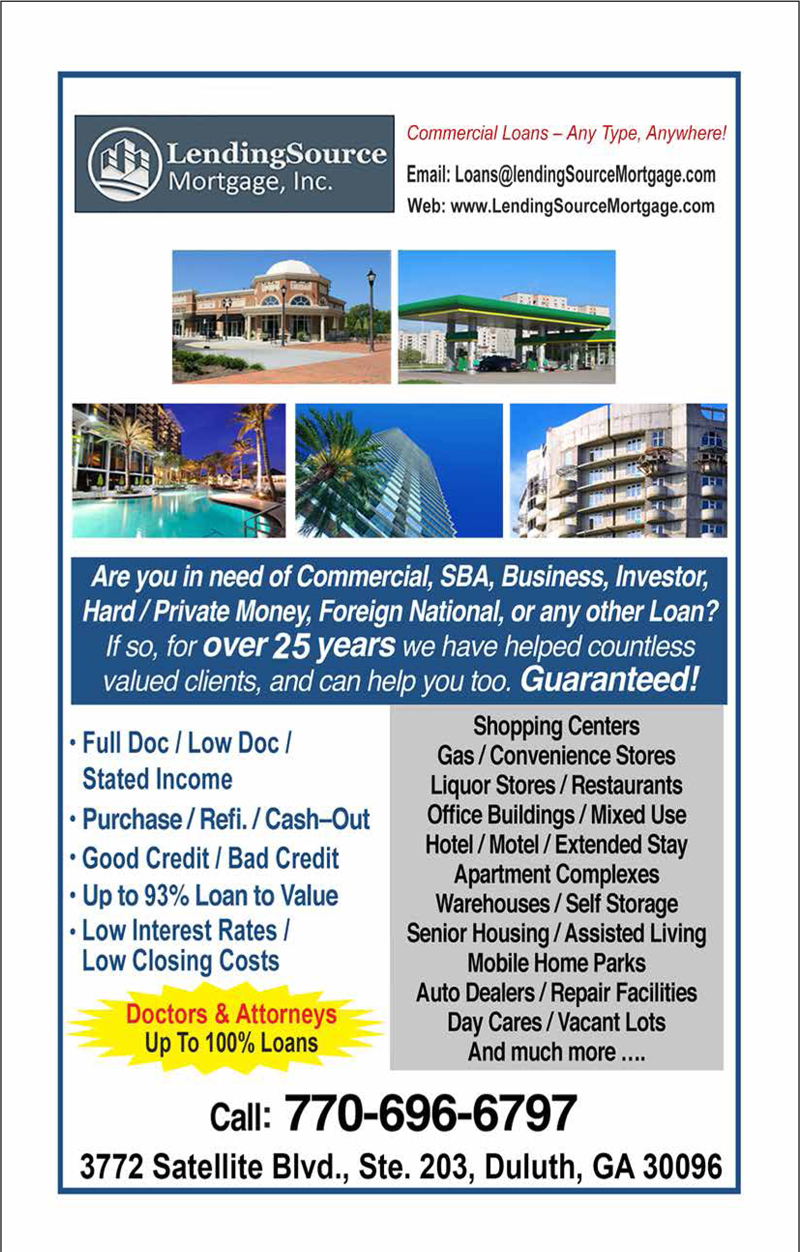 Lending Source Mortgage Inc