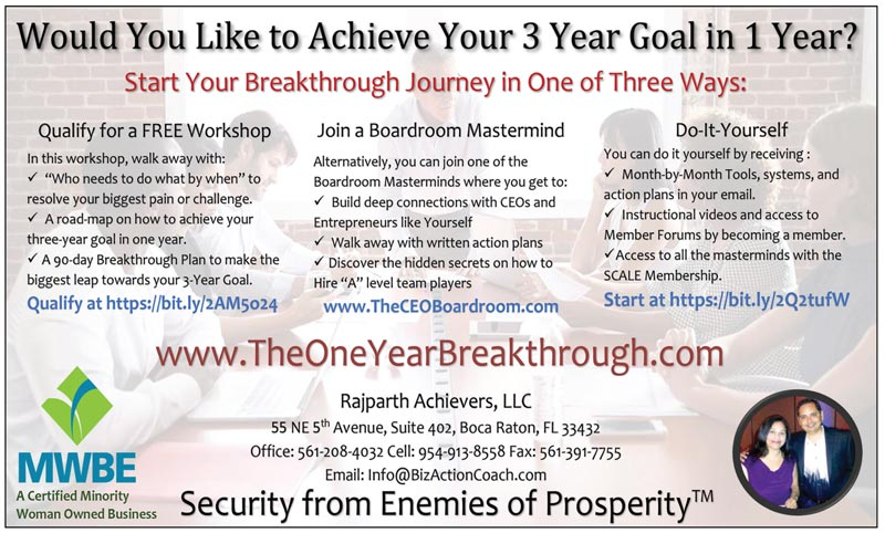 Rajparth Advisory Group LLC