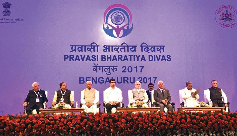 2017 PRAVASI BHARATIYA SAMMAN AWARDS