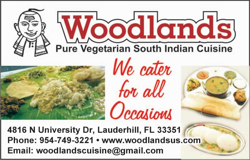 Woodlands Restaurant