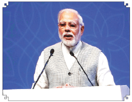 All will be Well - PM Modi to India Inc.