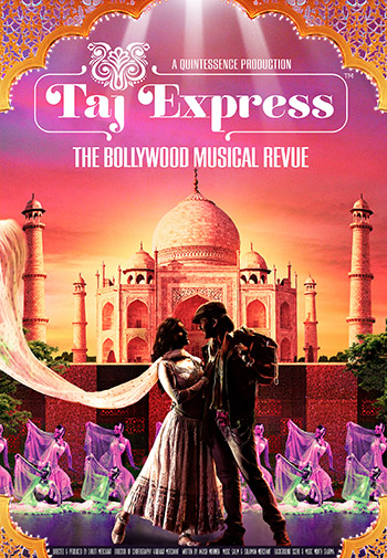 Taj Express: The Bollywood Musical Arrives in US
