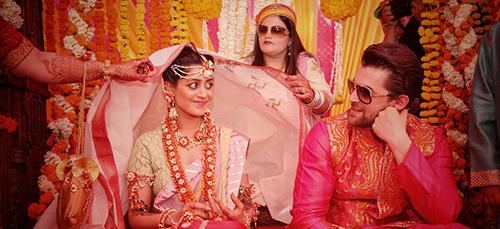 Mahendi Ceremony of Rukmini Sahay