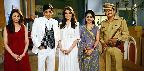 Anushka Sharma appears on Bhabhi Ji Ghar Par Hai to promote Phillauri