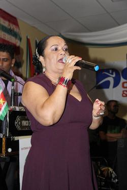 South Florida's Mala Samaroo & Warrior Queen