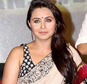 Rani Mukherjee ready for comeback post motherhood