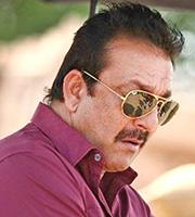 Sanjay Dutt continues filming despite injury